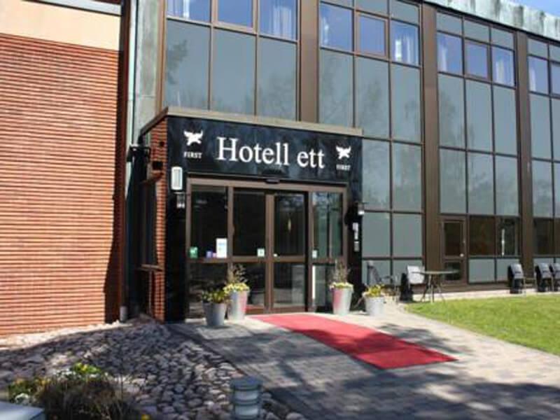 Hotell Ett Oskarshamn
